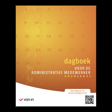 Dagboek voor de Administratief Medewerker 2020-2021