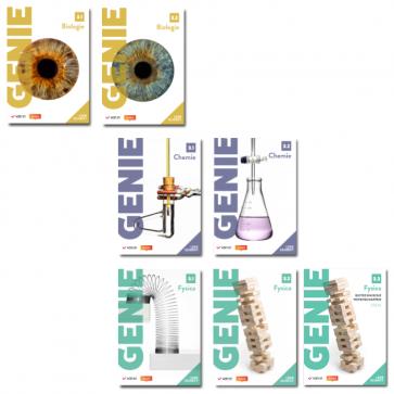 GENIE 3 (3 in 1) Comfort Pack