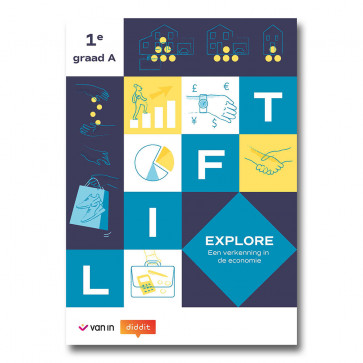 Lift Explore Leerwerkschrift