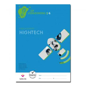 Op verkenning 5 - hightech - themaschrift