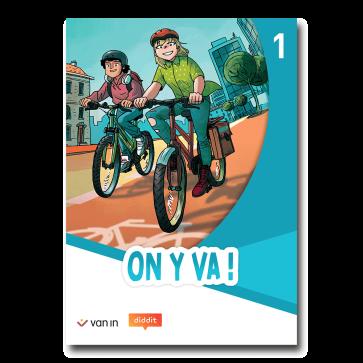 On y va ! 1 Leerwerkboek