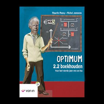 Optimum 2.2 Boekhouden Leerwerkboek