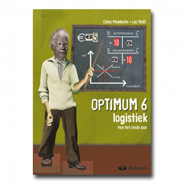 Optimum 6 Logistiek Leerwerkboek