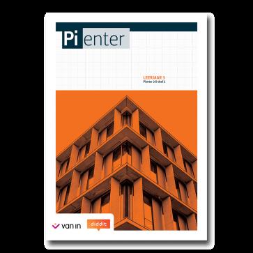 Pienter 3 (editie 2021) D Leerwerkboek - deel II