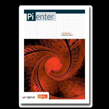 Pienter 3 (editie 2021) D-XL Leerwerkboek - deel II