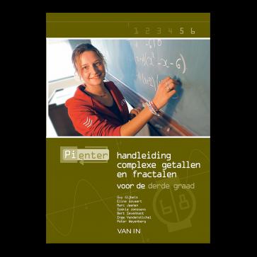 Pienter 5/6 aso/tso Handleiding Complexe getallen en fractalen (6-8u)