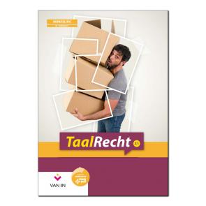 Taalrecht 2.1 - leerwerkboek mondeling - Pack