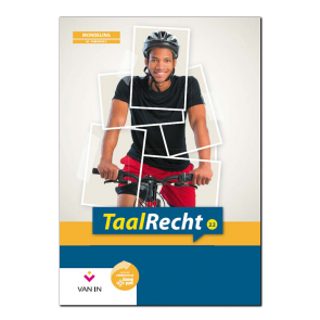 Taalrecht 2.2 - leerwerkschrift mondeling - Pack