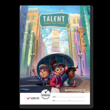 Talent 2 - spellingschrift A