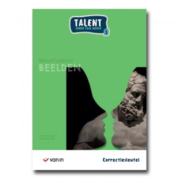 Talent 3 - projectbundel 1 - Beelden - correctiesleutel