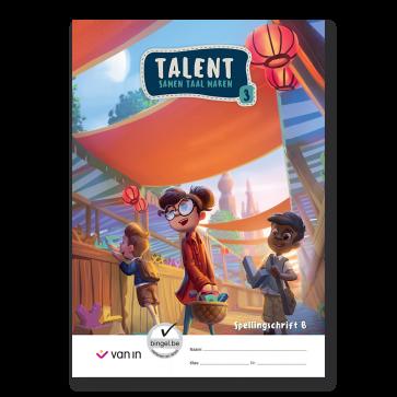 Talent 3 - spellingschrift B
