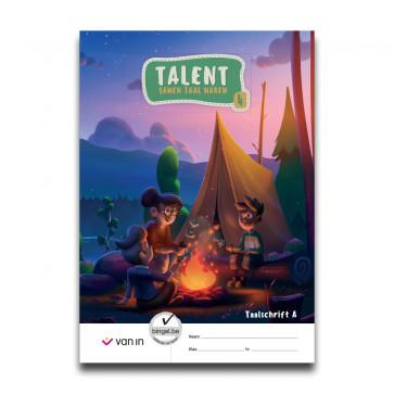 Talent - taalschrift 4A