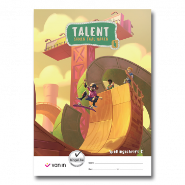 Talent 4 - spellingschrift C