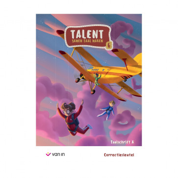 Talent 6 - taalschrift A - correctiesleutel