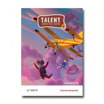 Talent - taalschrift 6B correctiesleutel