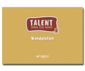 Talent 6 - wandplaten