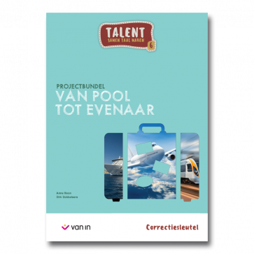 Talent 6 - projectbundel 2 - Van pool tot evenaar - correctiesleutel