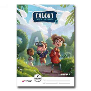 Talent - taalschrift 3C