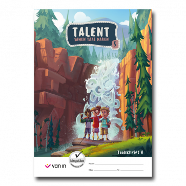 Talent - taalschrift 5C