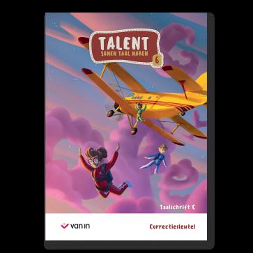 Talent 6 - taalschrift C - correctiesleutel