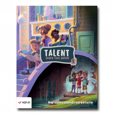 Talent 5 - map curriculumdifferentiatie