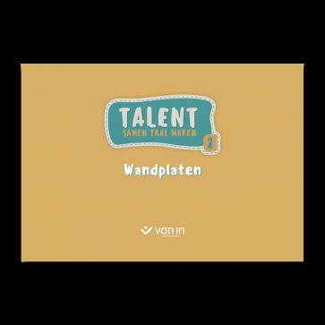 Talent - wandplaten 2