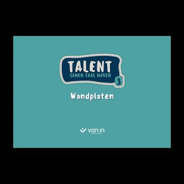Talent 3 - wandplaten
