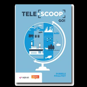 TeleScoop GO! 3 D/A Comfort Pack