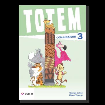 Totem - conjugaison 3 cahier