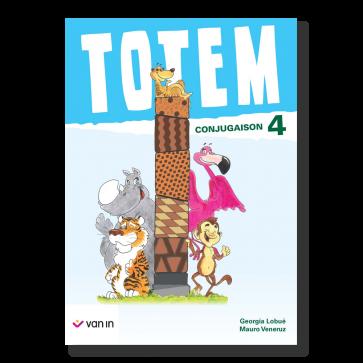 Totem - conjugaison 4 cahier
