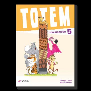 Totem - conjugaison 5 cahier