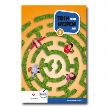 Tuin van Heden.nu 2 (variant) - Leerwerkboek
