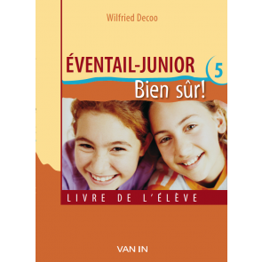 Eventail-junior Bien sûr 5 - leerboek