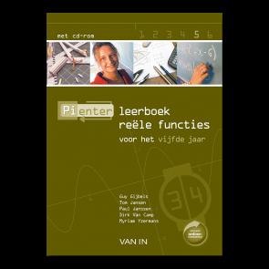 Pienter 5 aso Leerboek Reële functies (3-4u)