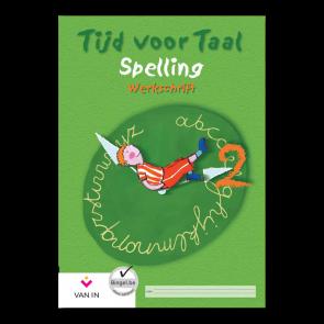 Tijd voor Taal - spelling 2 - werkschrift