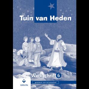Tuin van Heden 6 - werkschrift