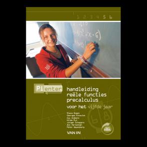 Pienter 5 ASO/TSO - 6/8u Reële functies Precalculus handleiding