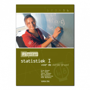 Pienter 5/6 aso/tso Leerboek Statistiek I (6-8u)