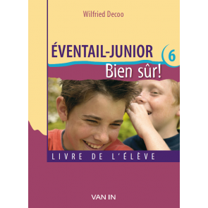 Eventail-junior Bien sûr 6 - leerboek