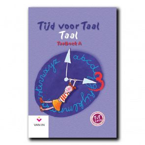 Tijd voor Taal 2010 - taal 3 - taalboek A