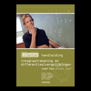 Pienter 6 aso/tso Handleiding Integralen en differentiaalvergelijkingen (6u-8u)