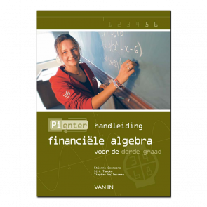 Pienter 5/6 aso/tso Handleiding Financiële algebra (3-4-6-8u)