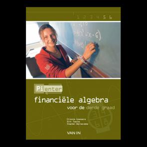 Pienter 5/6 aso/tso Leerboek Financiële Algebra (3-4-6-8u)
