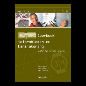 Pienter 5/6 aso Leerboek Telproblemen en kansrekenen (3-4u)
