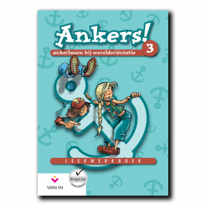 Ankers! 3 - wereldoriëntatie Leerwerkboek