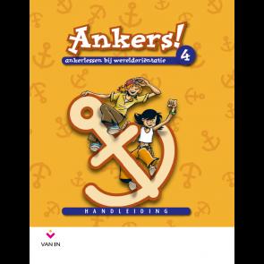 Ankers! 4 - wereldoriëntatie Handleiding