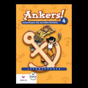 Ankers! 4 - wereldoriëntatie Leerwerkboek