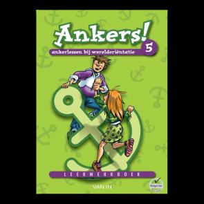 Ankers! 5 - wereldoriëntatie Leerwerkboek