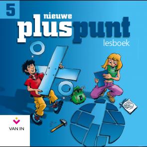 Nieuwe Pluspunt 5 - lesboek