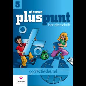 Nieuwe Pluspunt 5 - correctiesleutel leertakenschrift